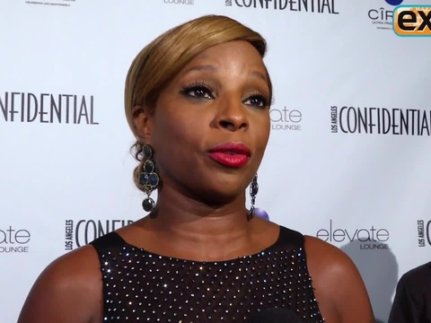 Mary J. Blige and L.A. Confidential Celebrate the Grammys