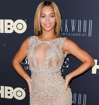 "Beyonce debuted her new HBO documentary, ""Life Is But a Dream,"" in NYC."