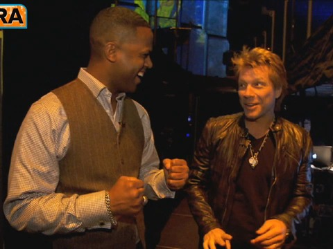 Mohegan Sun: A Backstage Tour with Bon Jovi!