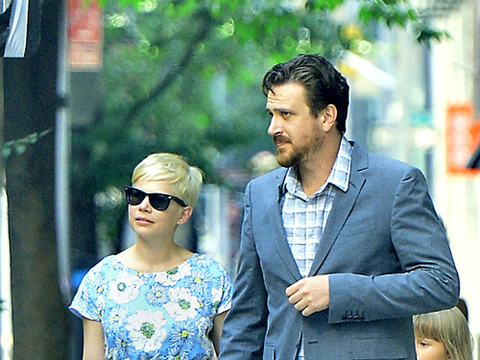 Michelle Williams and Jason Segel Split