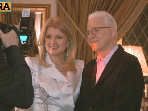 Video! Arianna Huffington Celebrates 'Intelligent Governance for the 21st…