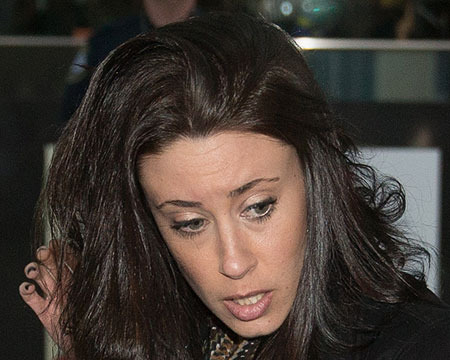 Casey Anthony Out of Hiding, in Court on Bankruptcy Claim