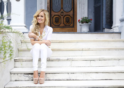 Emily Maynard Joins the Blogosphere!