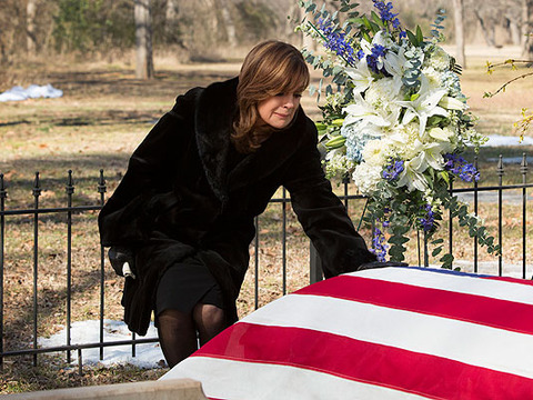 Pics! 'Dallas' Says Goodbye to J.R. Ewing