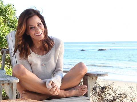 Brooke Burke-Charvet Health Magazing Cover Shoot