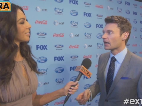 "'American Idol"": Ryan Seacrest Talks Bon Jovi and 'The Voice'"