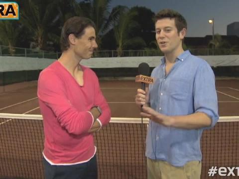 Tennis Star Rafael Nadal on Getting Healthy