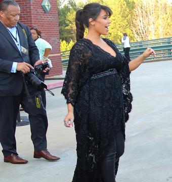 Kim Kardashian on Miscarriage Scare: I'm Going to Slow Down a Little Bit