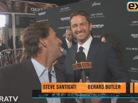 Gerard Butler Plans Break from Acting to Produce and Have Some Fun