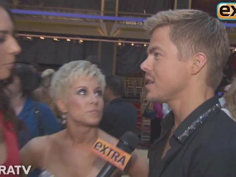 Derek Hough: Julianne 'Wants to Get Back to Dancing'