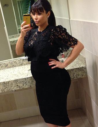 Kim-Kardashian-Baby-Bump