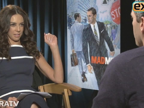 'Mad Men' Cast Dishes on Season 6: Affairs, Fat Suits and More
