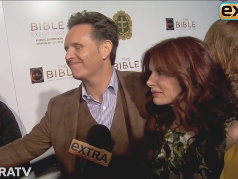 'Extra' Gets 'The Bible Experience'