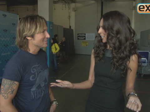 Keith Urban Was Told to 'Get Out of Country Music'