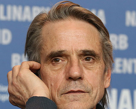 Video! Jeremy Irons Makes Bizarre Gay Marriage Remarks