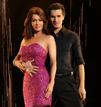 'DWTS': Lisa Vanderpump Bounces Back, Carrie Ann Inaba Sheds Tears