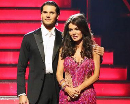'DWTS' Castoff Lisa Vanderpump: 'It's Been a Rough Couple Days'