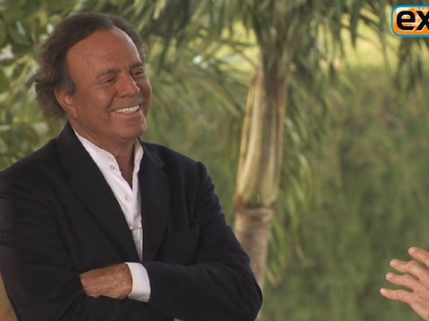 Julio Iglesias on His Career and Wanting to Work with Justin Bieber