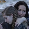 Katniss and Prim Get Close in New 'Catching Fire' Pic