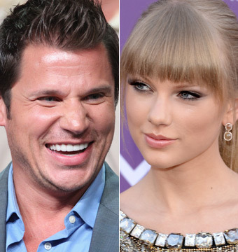 Celebrifeud: Nick Lachey Warns Boy Bands to Stay Away from Taylor Swift