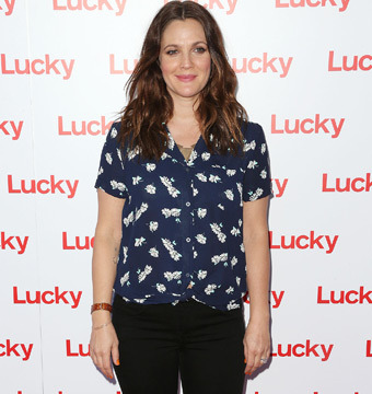Drew Barrymore Reveals She Grew a Goatee During Pregnancy