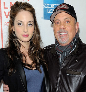 Billy Joel Hired Bodyguard, Private Eye to Protect Daughter