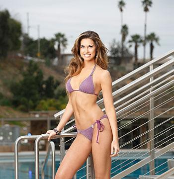 Katherine Webb Quits 'Splash,' Cites Injury