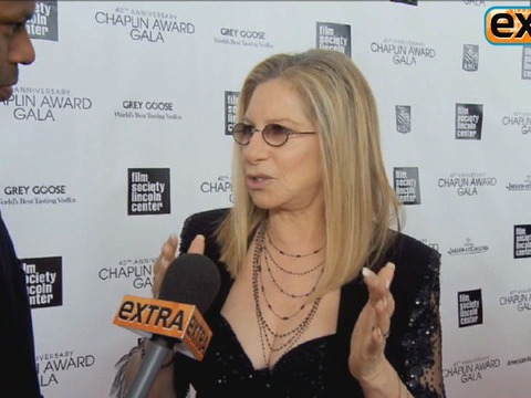 Barbra Streisand on Boston Bombings: 'Can We Just Stop Hurting People?'