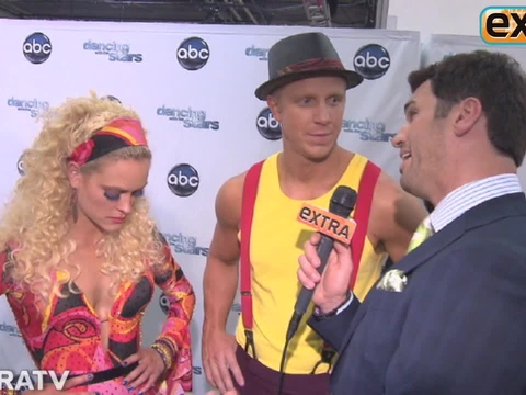 'DWTS' Recap: 'Extra' Talks with the Contestants