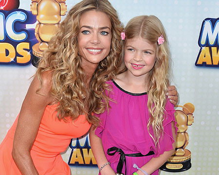 Denise Richards on the Too-Skinny Rumors: 'I Have a Very Healthy Lifestyle'