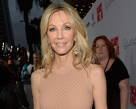 Does Heather Locklear Have a New Boyfriend?