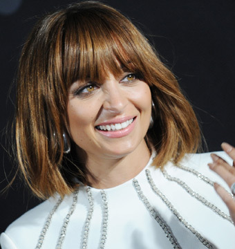 Nicole Richie Just Wants to Bust a Move