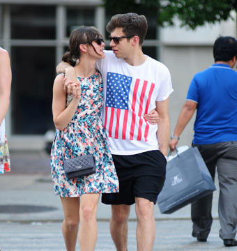 Keira Knightley and James Righton Tie the Knot at Town Hall