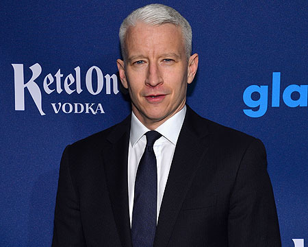 Anderson Cooper Swatted… in the Hamptons