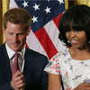 Prince Harry US Tour: First Stop, The White Houses