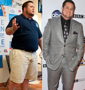 Chaz Bono Loses 65 Pounds: 'I Really Like What I See'