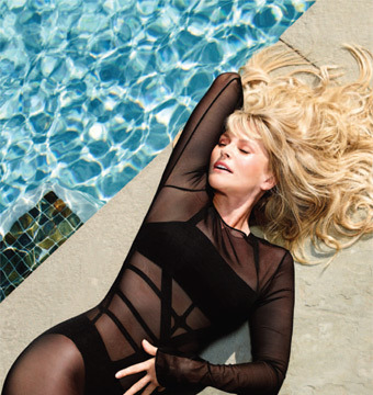 Christie Brinkley, 59, Sizzles in Swimsuit Pic