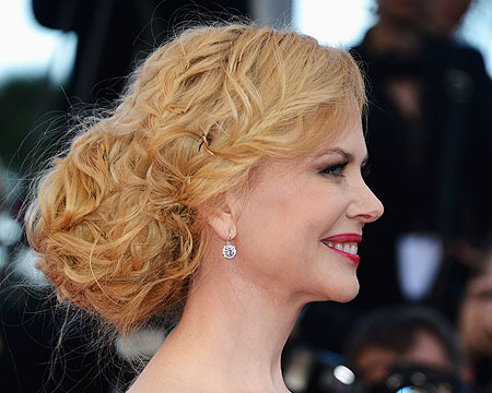 Pics! Nicole Kidman's Hair Wows at Cannes