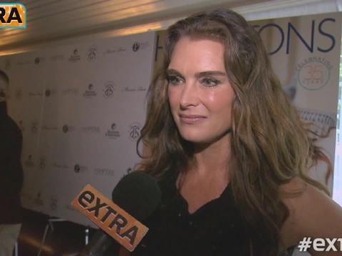 Brooke Shields Responds to 'View' Hosting Rumors