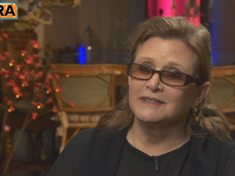 Carrie Fisher on Bipolar Disorder: 'I've Got to Learn from Catherine…