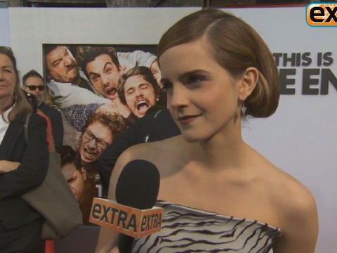 Emma Watson Thinks Rihanna is 'Bad-Ass'!