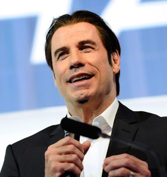 John Travolta Crashes Georgia Wedding