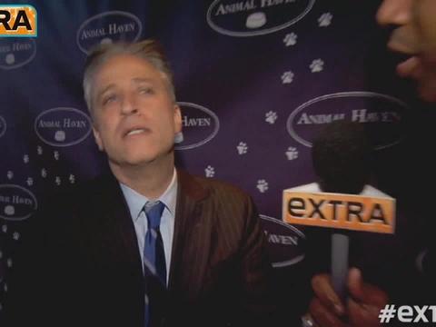 Jon Stewart's Thank-You Message to Michael Douglas