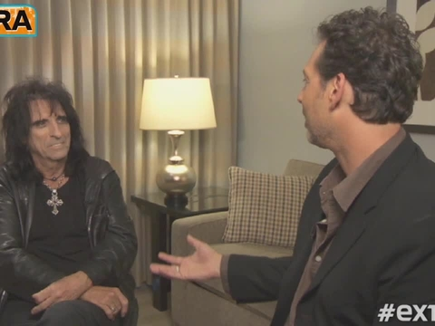 Alice Cooper on Paris Jackson's Attempted Suicide