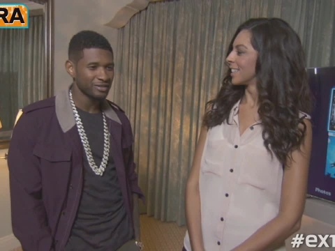 Usher on His 'Voice' Finalist and Playing Sugar Ray Leonard