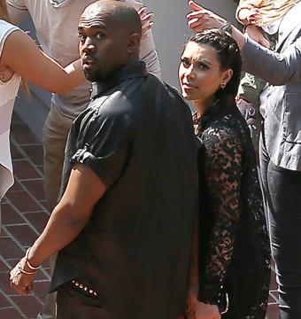Kim Kardashian Started Hookup Kanye West