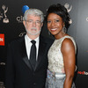 George Lucas Weds Longtime Girlfriend [Getty]
