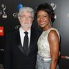George Lucas Weds Longtime Girlfriend [Getty]