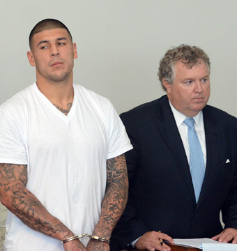 Aaron Hernandez Murder Case: Photos of Suspected Murder Weapon Released