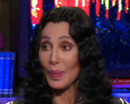 Video! Cher on Tom Cruise and Other Lovers